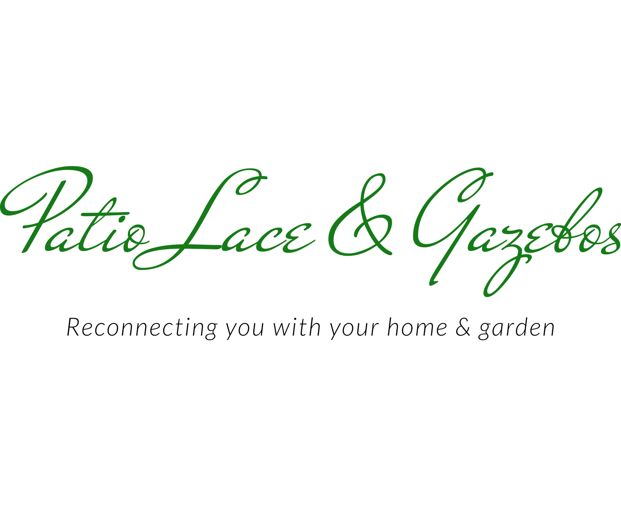 Patio Lace and Gazebos