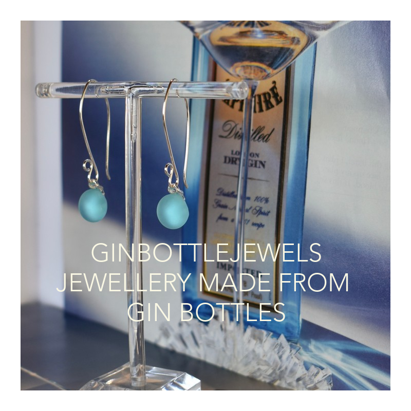 ginbottlejewels - Jewellery Made from Gin Bottles!