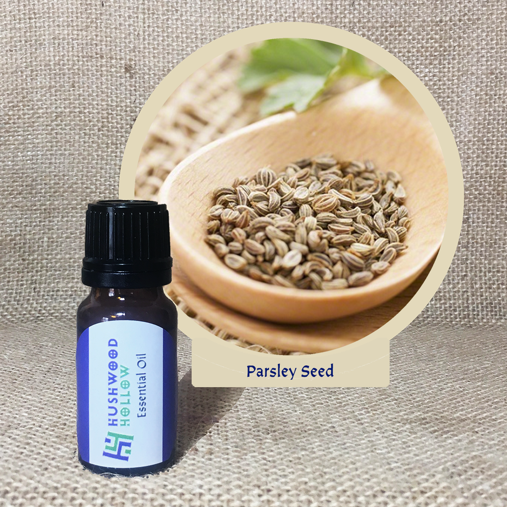 Parsley Seed – Pure Therapeutic Grade Essential Oil via @chooicenz
