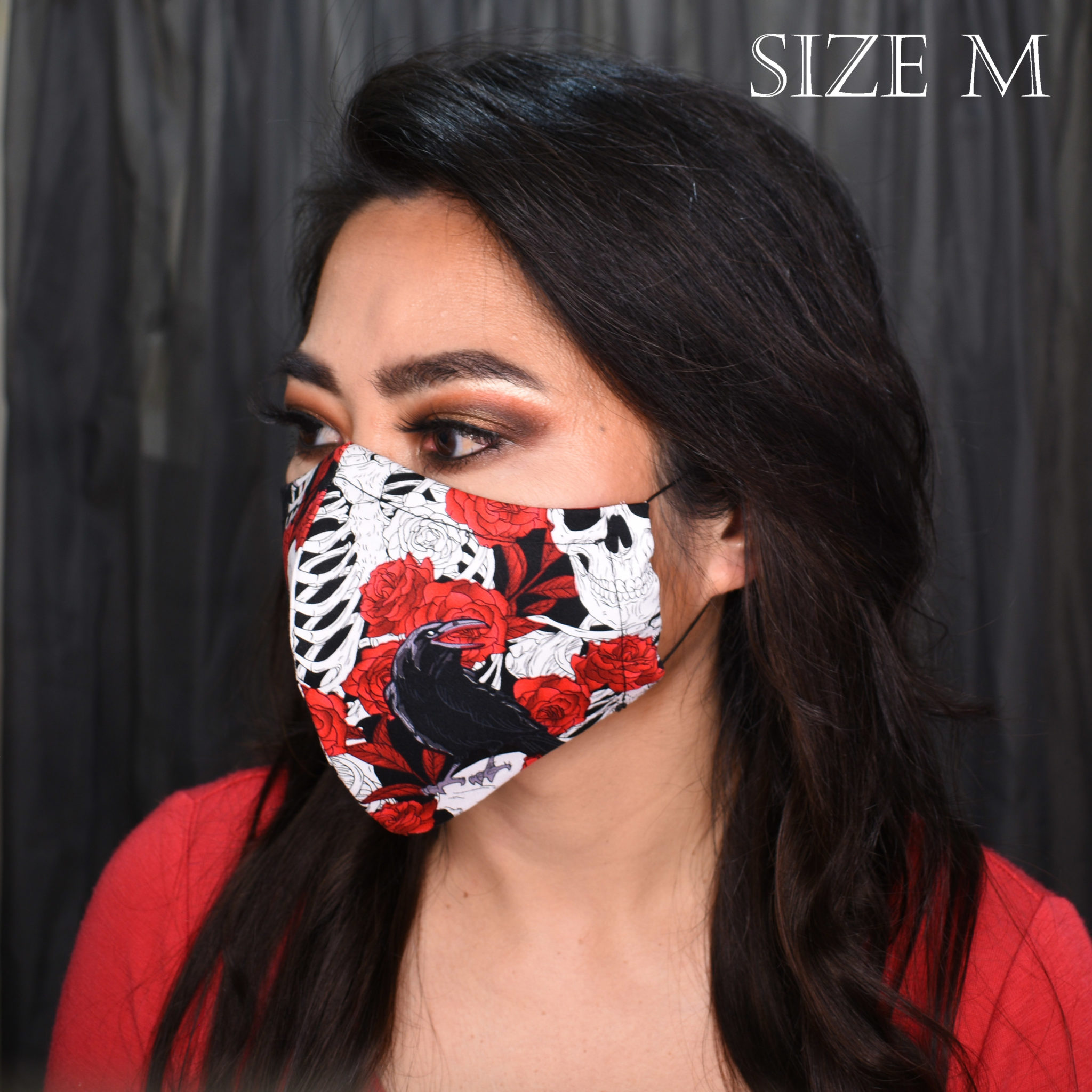 Skull Multi – Large (nose wire, filter pocket + NZ free shipping) via @chooicenz