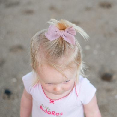 Cherished-Bubs-Tilly-Bow-Standard-Clip-Blush