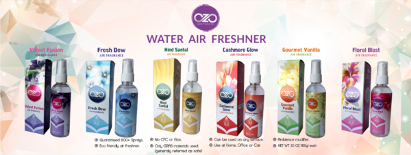 Water Based Eco Friendly Air fragrance modifier