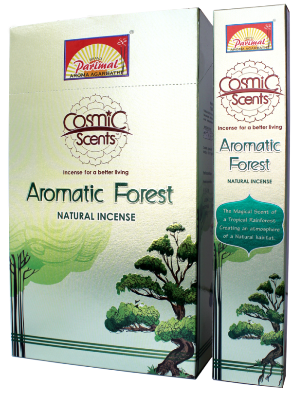 Aromatic Forest Incense Sticks - 15g