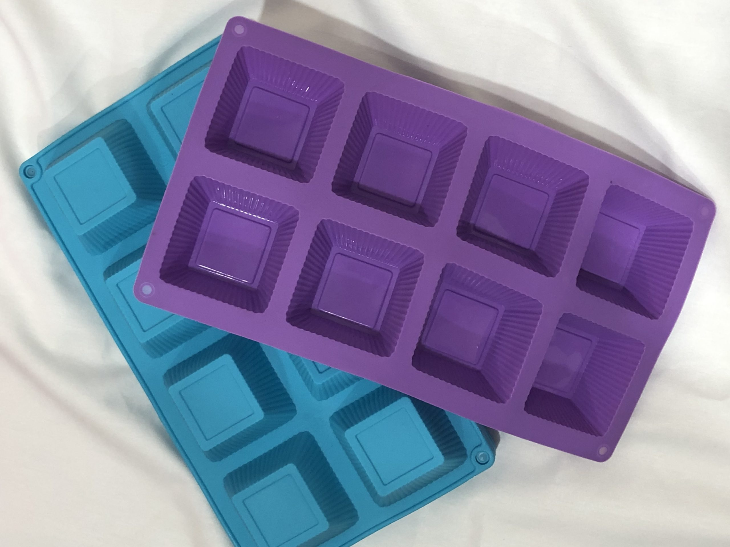 Cup Cakes 8 Cavity Silicon Mould via @chooicenz