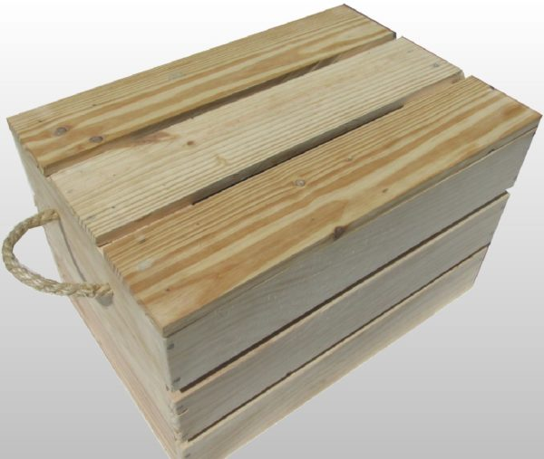 Recycled Timber Storage Box