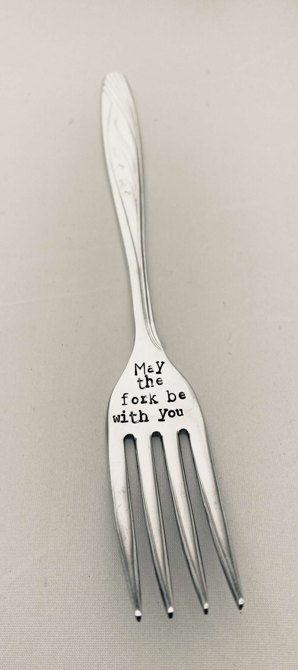 May the Fork be with You Large Fork via @chooicenz