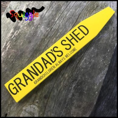 Personalised Road Sign
