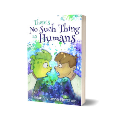 3D cover of There's No Such Thing As Humans by Helen Vivienne Fletcher
