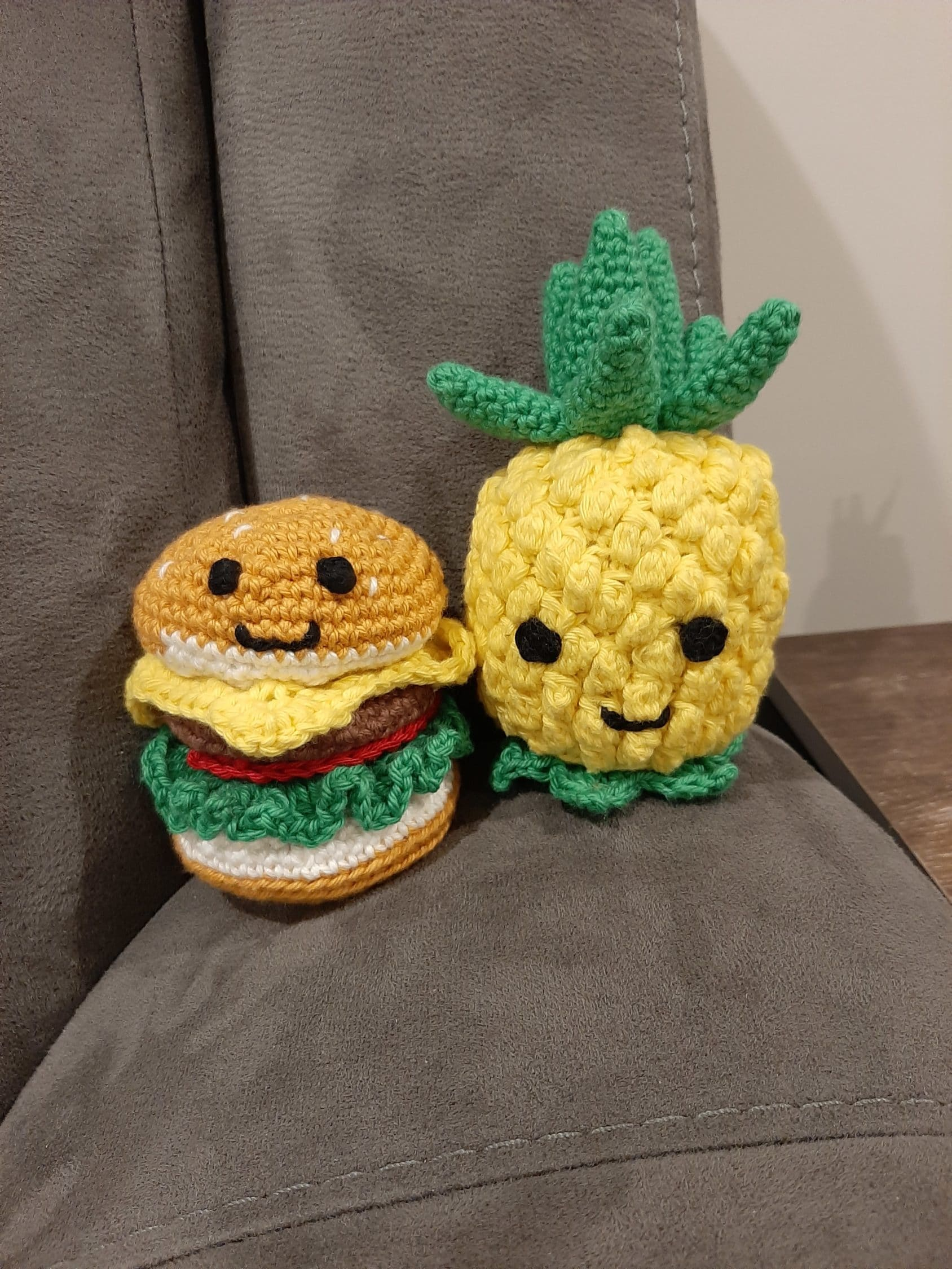 Becaboo Crochet Toys