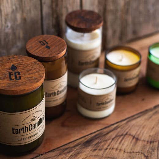 Earth Candles Co.